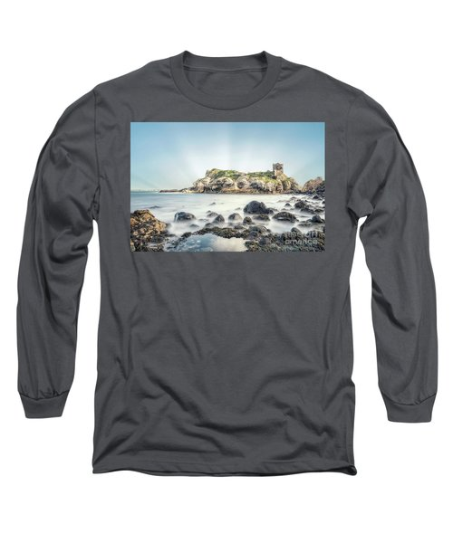 Stranded In Time Long Sleeve T-Shirt