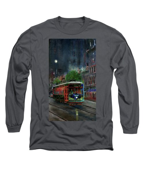 Street Car 905 Long Sleeve T-Shirt