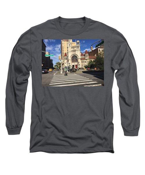 Street Crossing Long Sleeve T-Shirt