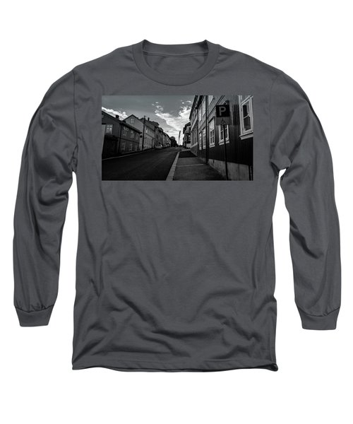 Street In Toyen Long Sleeve T-Shirt
