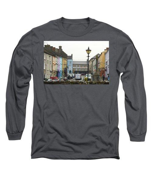Streets Of Cahir Long Sleeve T-Shirt