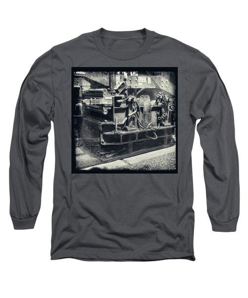 Street Paver Long Sleeve T-Shirt