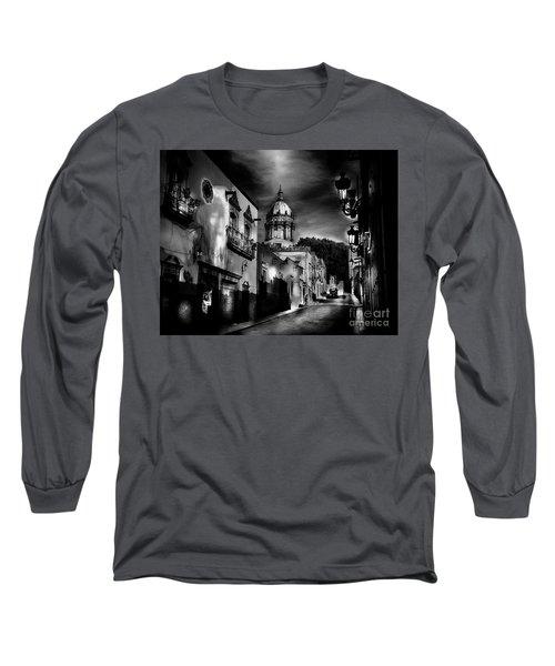 Street To The Nun's Church Long Sleeve T-Shirt