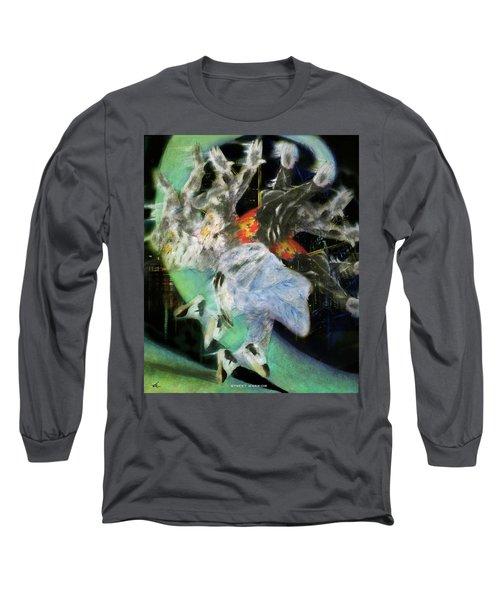 Street Warrior Long Sleeve T-Shirt