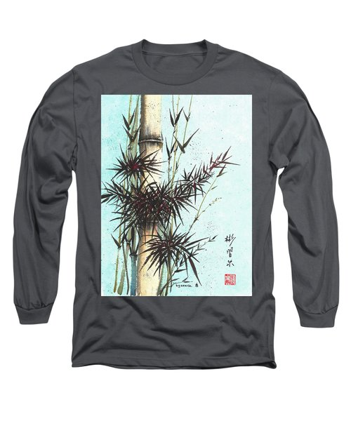 Strength Of Character Long Sleeve T-Shirt