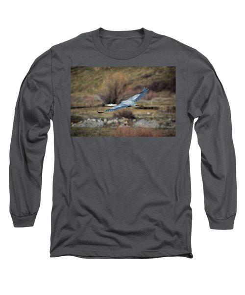 Stretched Wide Open Long Sleeve T-Shirt