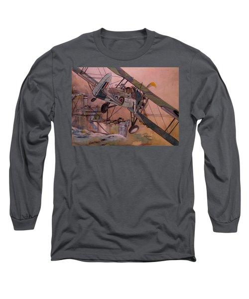 String Bag. Long Sleeve T-Shirt