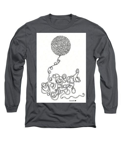 String Energy 2 Long Sleeve T-Shirt