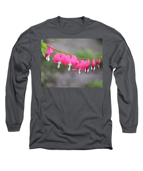 String Of Hearts Long Sleeve T-Shirt