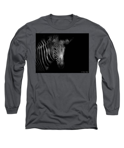 Stripes Number 5 Long Sleeve T-Shirt