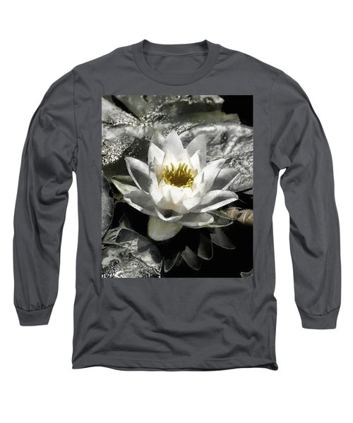 Strokes Of The Lily Long Sleeve T-Shirt