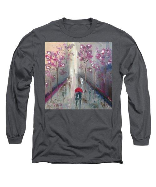 Strolling Long Sleeve T-Shirt