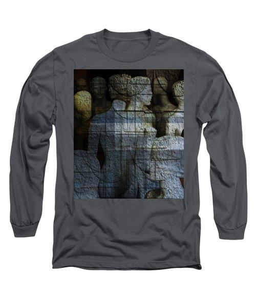 Strong, Fearless, Beautiful  Long Sleeve T-Shirt by Danica Radman