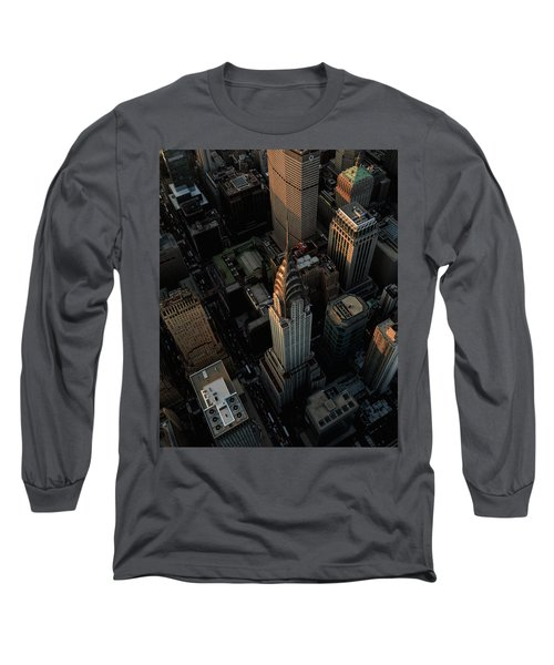 Structure  Long Sleeve T-Shirt