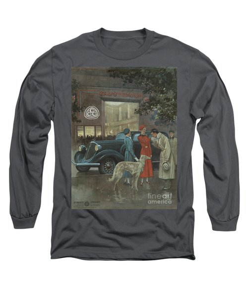 Studebaker #8704 Long Sleeve T-Shirt