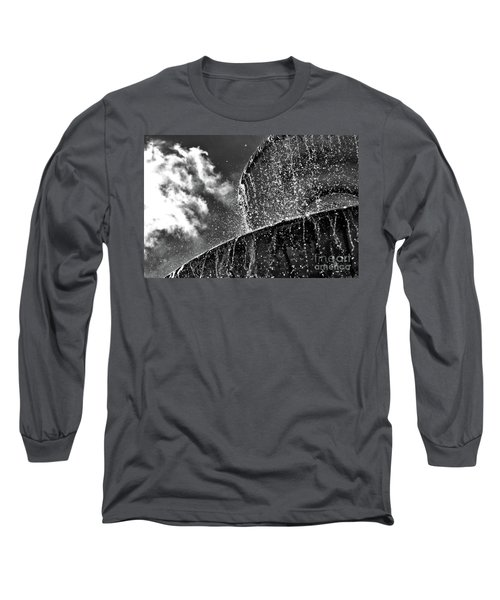 Students Fountain Long Sleeve T-Shirt