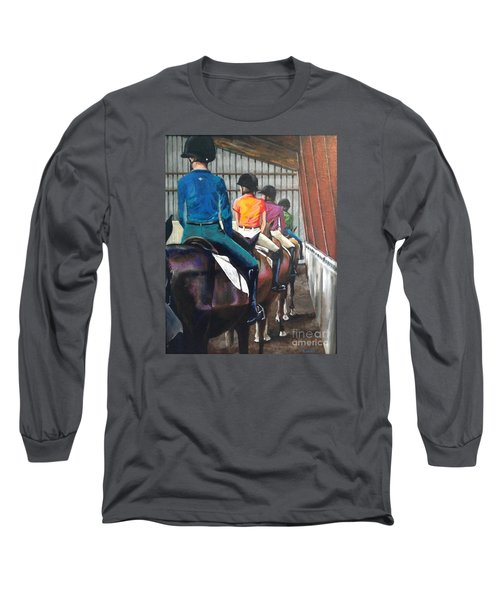 Students Learning Long Sleeve T-Shirt