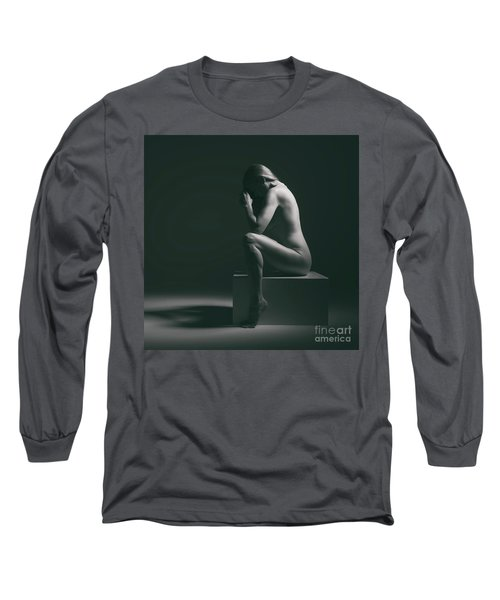 Studio Nude Seated Long Sleeve T-Shirt