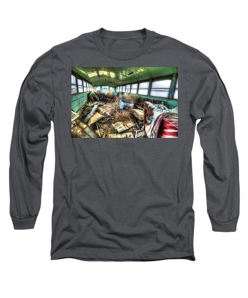 Stuffing Long Sleeve T-Shirt