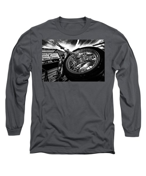 Stunt Bike Long Sleeve T-Shirt