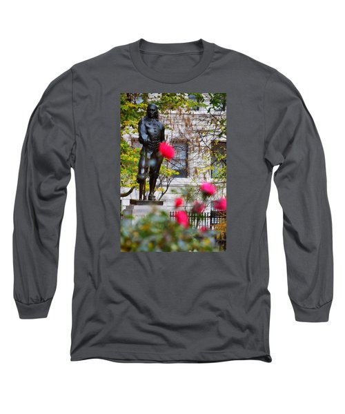 Stuyvesant Square Park Nyc  Long Sleeve T-Shirt