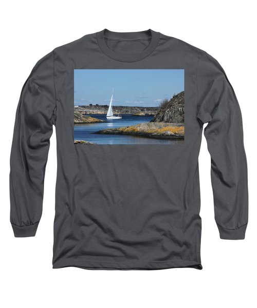 Styrso, Sweden Long Sleeve T-Shirt