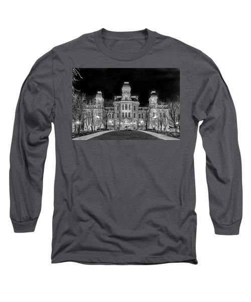 Su Hall Of Languages Long Sleeve T-Shirt