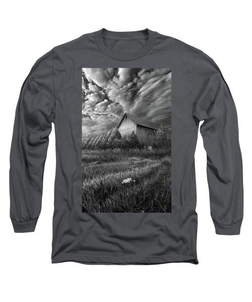 Long Sleeve T-Shirt featuring the photograph Sublimity by Phil Koch