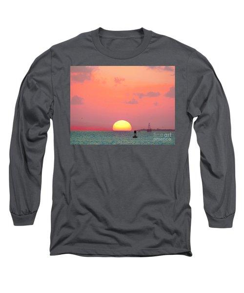 Submerge  Long Sleeve T-Shirt by Expressionistart studio Priscilla Batzell