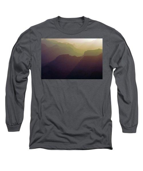 Subtle Silhouettes Long Sleeve T-Shirt