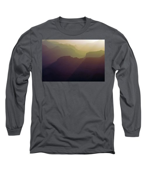 Subtle Silhouettes Long Sleeve T-Shirt