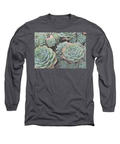 Succulent 2 Long Sleeve T-Shirt