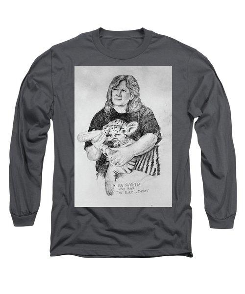 Sue Nassivera Long Sleeve T-Shirt