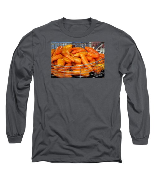 Sugar Glazed Sweet Potatoes Long Sleeve T-Shirt