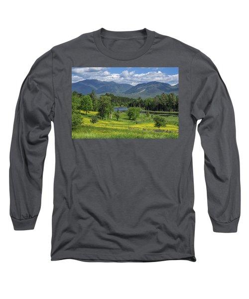 Sugar Hill Springtime Long Sleeve T-Shirt