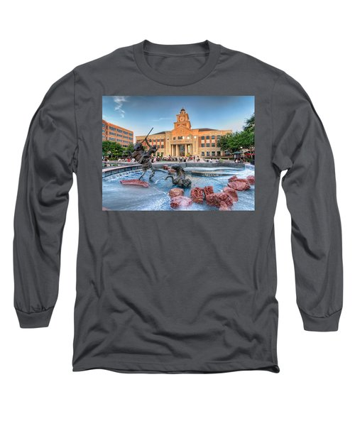 Sugar Land Town Center Long Sleeve T-Shirt