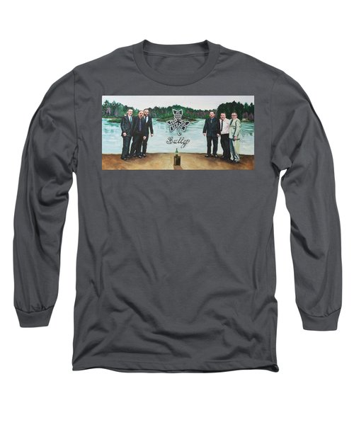Sully Long Sleeve T-Shirt by Steve Hunter