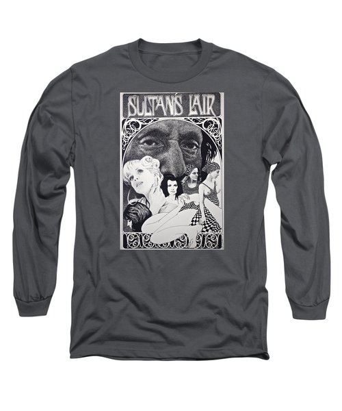 Sultan's Lair Long Sleeve T-Shirt