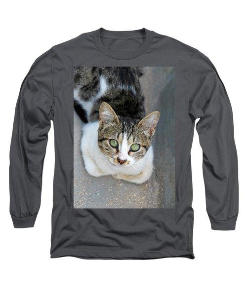 Long Sleeve T-Shirt featuring the photograph Suma by Munir Alawi