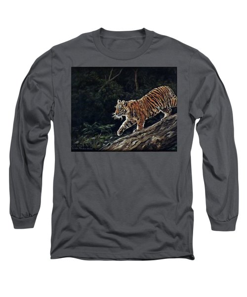 Sumatran Cub Long Sleeve T-Shirt