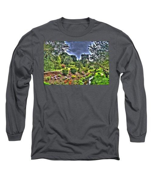 Summer Blarney Garden Long Sleeve T-Shirt