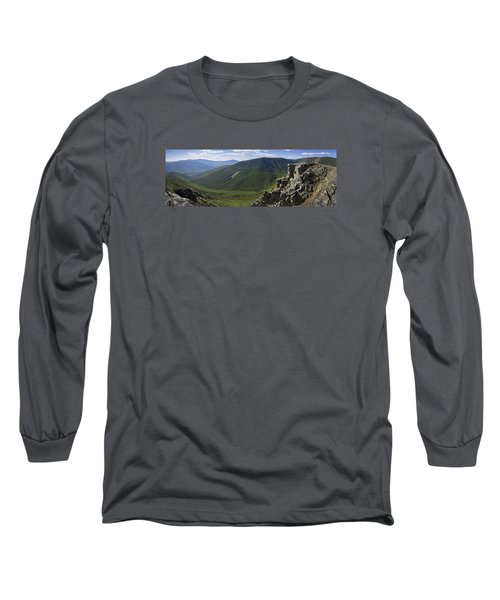 Summer Day On Bondcliff Long Sleeve T-Shirt