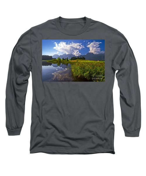 Summer Day Long Sleeve T-Shirt