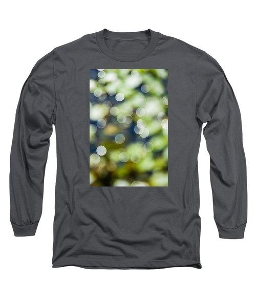 Summer Glitter Long Sleeve T-Shirt