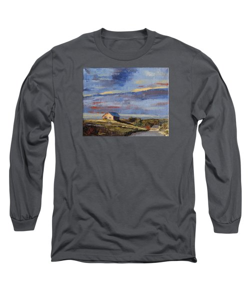 Summer Glow Long Sleeve T-Shirt