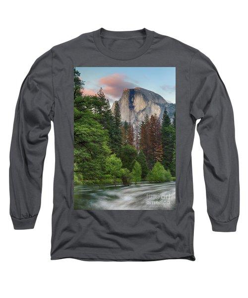 Summer Half Dome  Long Sleeve T-Shirt