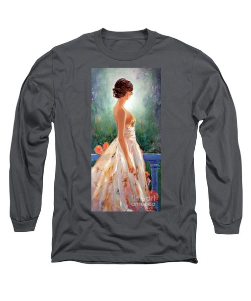 Summer In Provence Long Sleeve T-Shirt