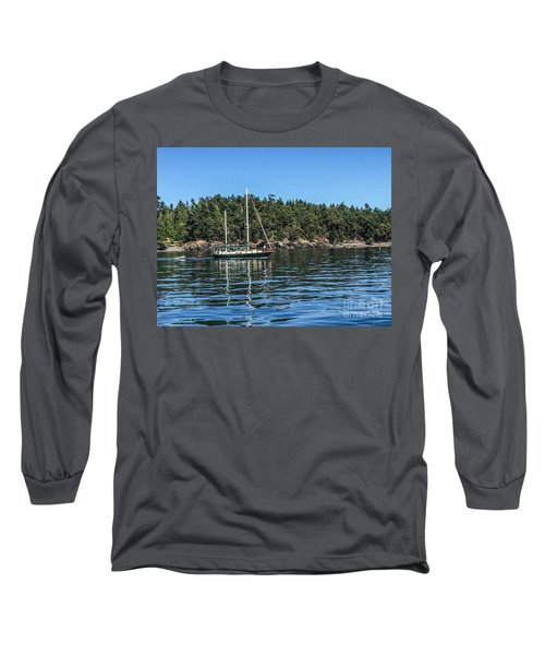 Long Sleeve T-Shirt featuring the photograph Summer In The San Juan's by William Wyckoff