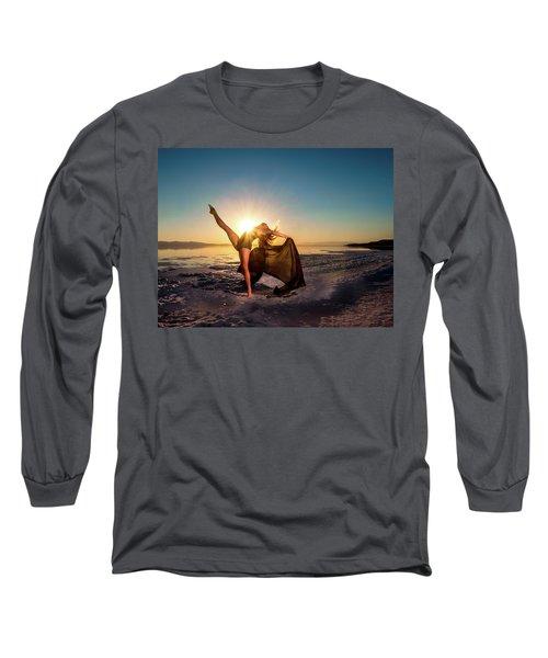 Summer Kicks Long Sleeve T-Shirt