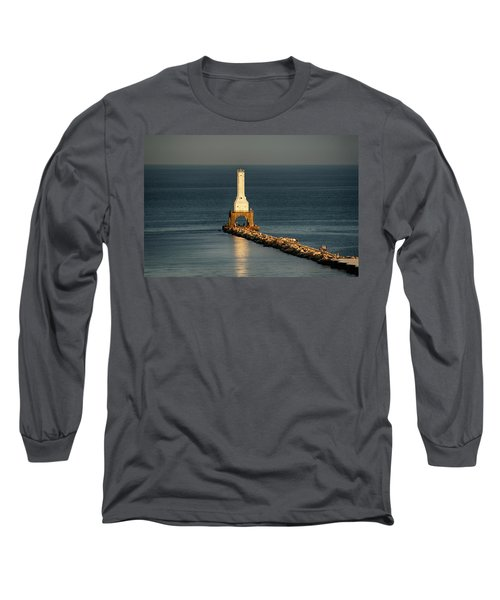 Summer Lighthouse Long Sleeve T-Shirt